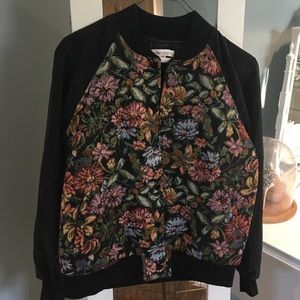 Honey Punch embroidered jacket